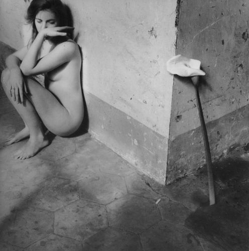 The immense impact Italy had on American photographer Francesca Woodman