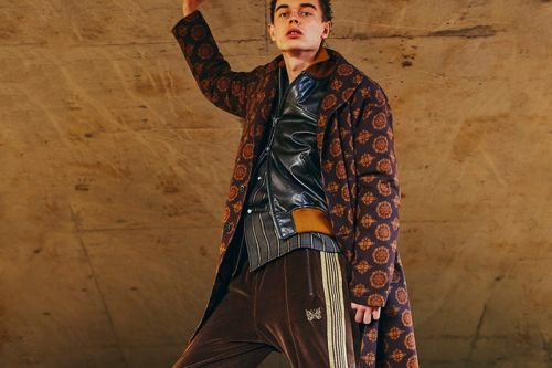 Needles Channels More Retro Chic for Fall/Winter 2018