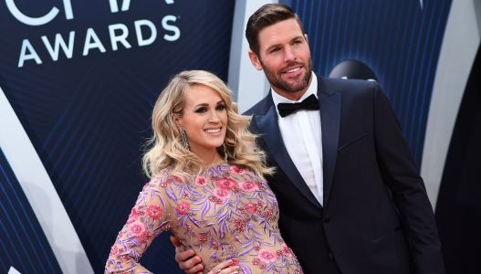 Carrie Underwood and Husband Mike Fisher Got A New Pup and He's the Cutest