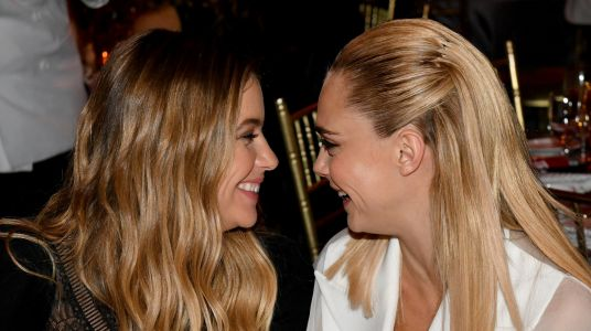 Cara Delevingne Gushes About Girlfriend Ashley Benson Ahead of Their 1-Year Anniversary
