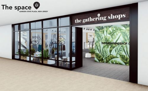 The Gathering Shops launches retail concept in New Jersey mall
