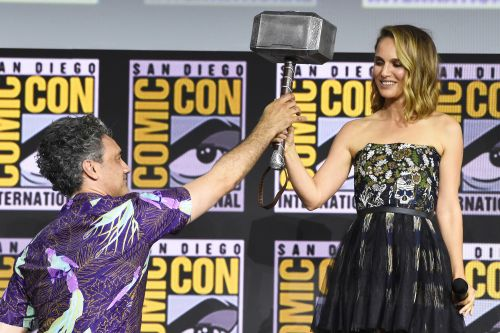 Natalie Portman will be Thor and Marvel's other Comic-Con surprises