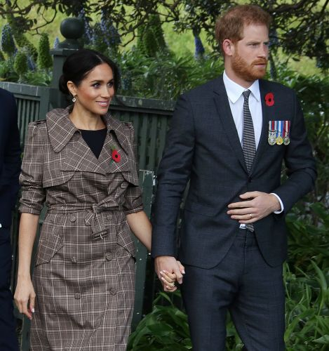 Prince Harry Had a 'Leaving Party' With Friends Before Canada Move With Meghan Markle