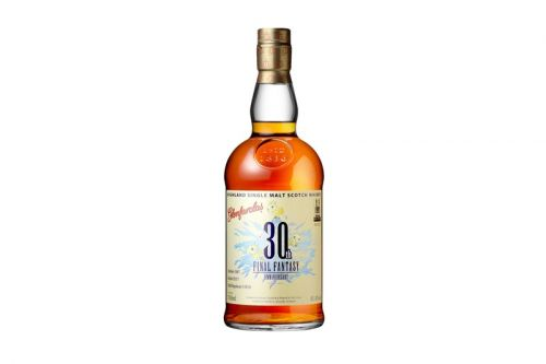 Final Fantasy Celebrates 30th Anniversary with an Exclusive Whiskey