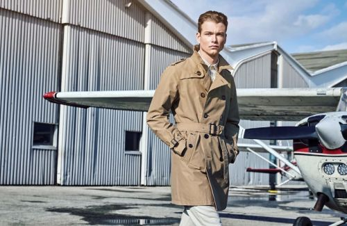 Magnus Hambleton Takes to Hangar for Nobis Spring '19 Campaign