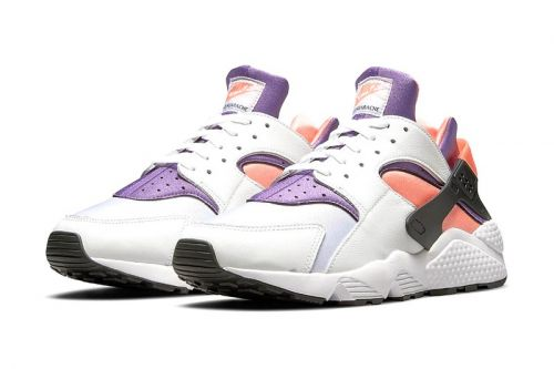 """Nike's Air Huarache """"Bright Mango"""" Arrives in Time for Summer"""