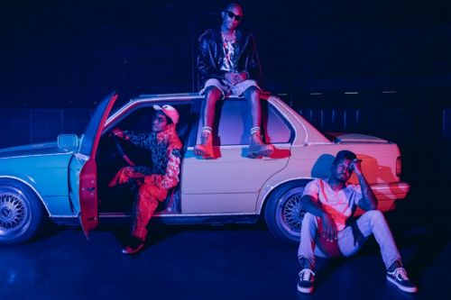 Watch N.E.R.D. Return to the Stage on 'Jimmy Kimmel Live!'
