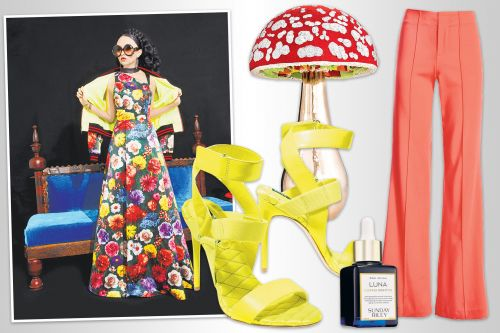 Alice + Olivia founder Stacey Bendet shares her chic spring shopping list
