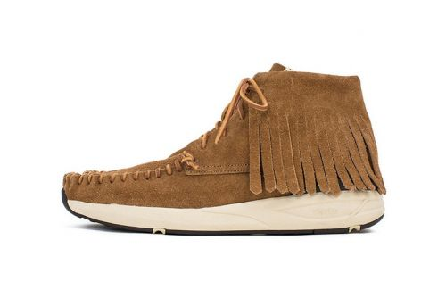 Visvim Introduces Yucca Moc Shaman for Spring/Summer 2018