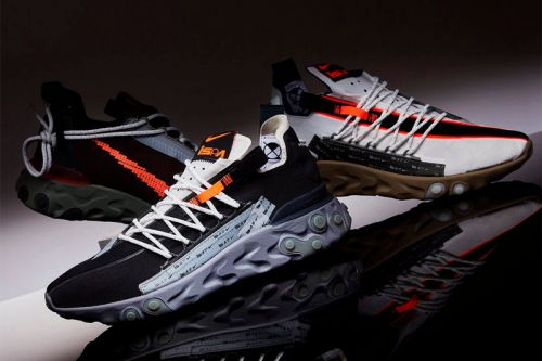 Nike's Latest ISPA Model Incorporates Water Resistant Uppers