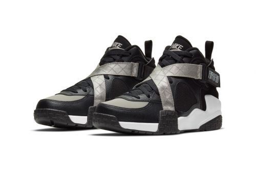 Nike Air Raid to Return in OG Black and Gray Colorway