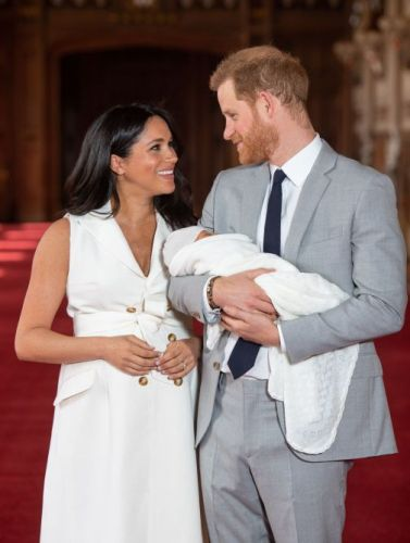 Baby Archie Said His First Words to Meghan Markle & Prince Harry & They're So Sweet