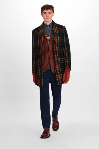 Brooks Brothers Goes Smart with Ivy League Style for Fall '19 Red Fleece Collection