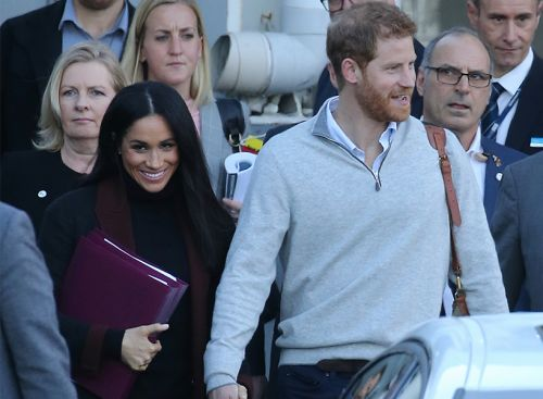 All the Clues We Missed That Meghan Markle Is Pregnant