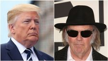 Neil Young Sues Trump Campaign For Using Songs At Campaign Events