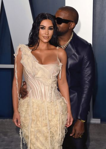 Kim Kardashian and Kanye West Go On a ' SurpriseTrip' for Valentine's Day: 'Little Slice of Heaven'