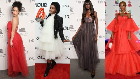 This Week's Best-Dressed Celebrities Went All In on Tulle