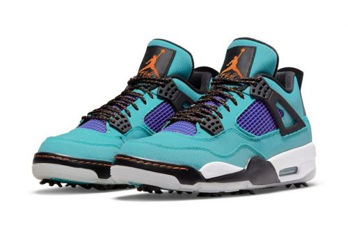 """The Air Jordan 4 G """"ACG"""" Is Ready For the Fairway, but It Can Handle the Rough Too"""