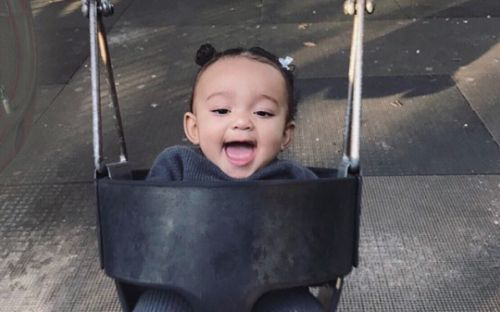 Chicago West Has Some 'Jealousy Issues' After New Baby Brother Psalm Was Born